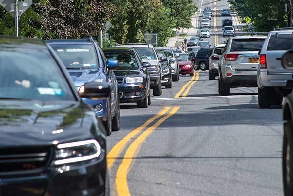 Picture for Congestion, speed and rage: Woodstock addresses traffic issues