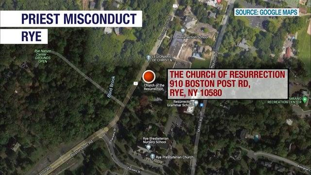 Cover for Westchester DA looks into misconduct allegations against Rye priest