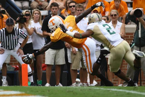 Picture for Vols' game day: Tennessee's all-time results on Sept. 25