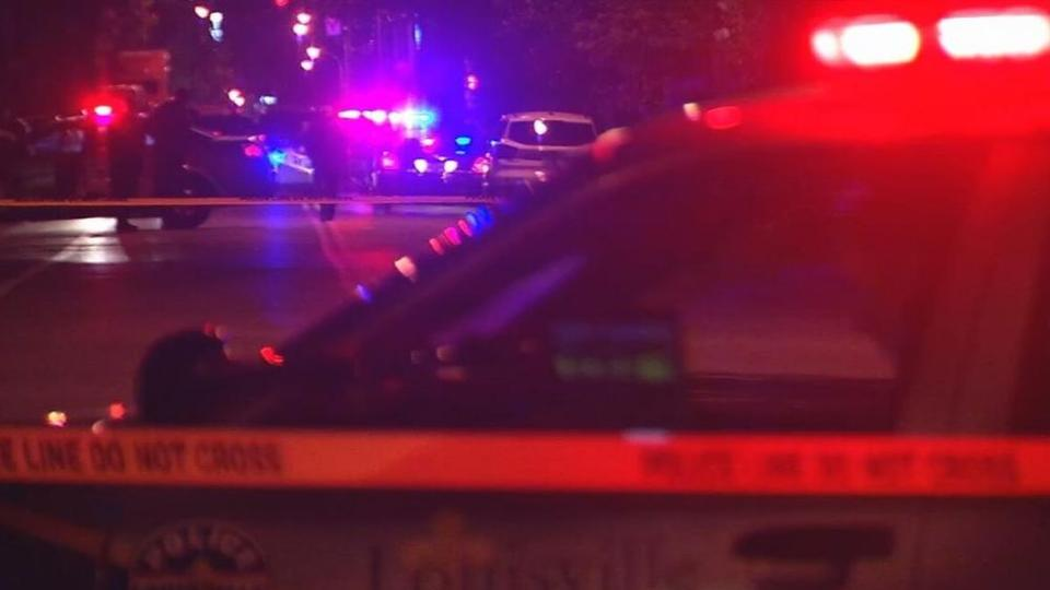Picture for The Louisville Metro Police Department is investigating after a man was found shot not far from University of Louisville Hospital's parking garage