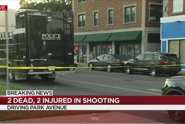 Picture for RPD: 2 dead, 2 injured in shooting on Driving Park Avenue