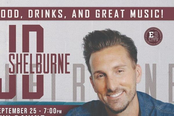 Picture for JD Shelburne to perform free concert in the Ravine on Sept. 25