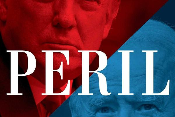 Picture for 'Peril' Details The Capitol Riot And Trump's Last-Ditch Effort To Hold Onto Power