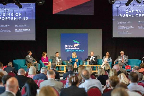 Picture for 'Huge interest' in return of Greater Lincolnshire business conference after Covid hiatus