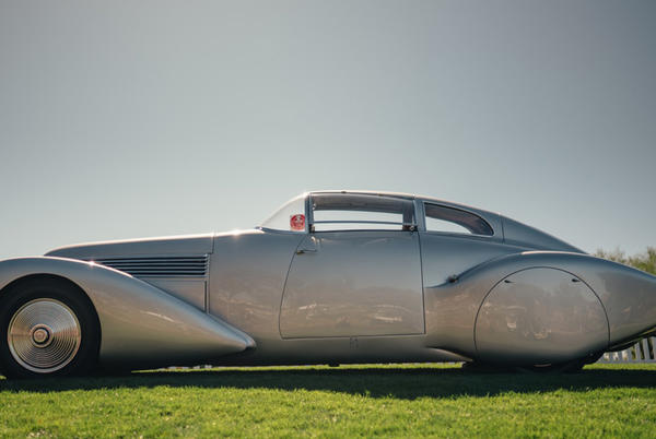 Picture for The Las Vegas Concours d'Elegance Is Back to Benefit the Miracle Flights Charity