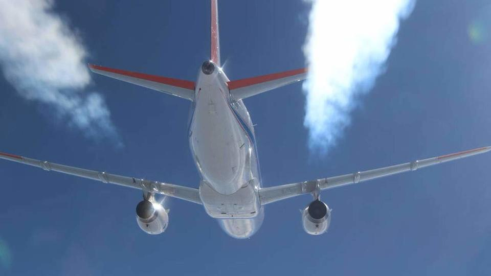 Picture for New NASA study finds sustainable aviation fuels help eliminate contrails