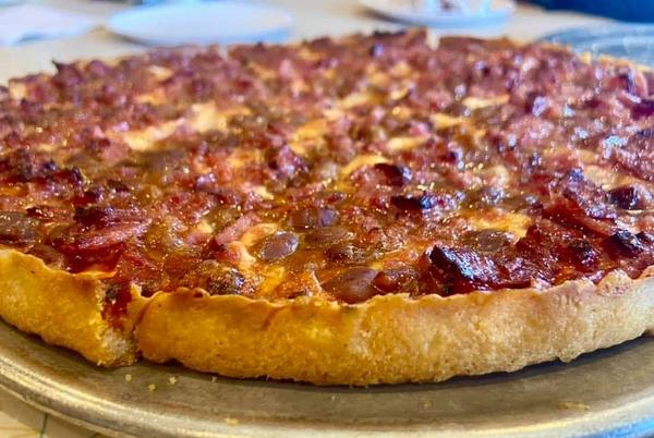 Picture for Fall River Linguica Praised as 'Signature' South Shore Bar Pizza Topping