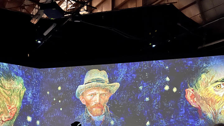 Cover for The Immersive Van Gogh Exhibit Extended Until November 21