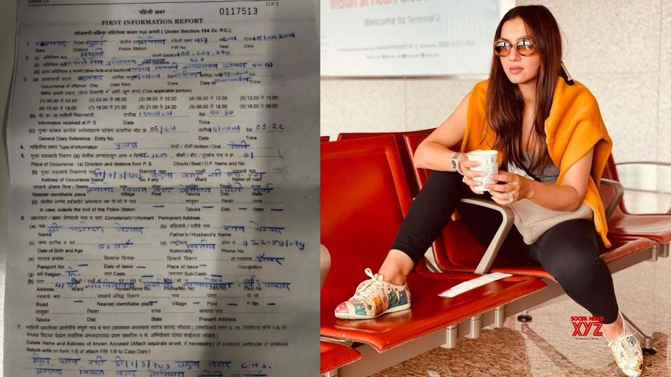 Picture for BMC, cops book actress Gauhar Khan for flouting Covid norms