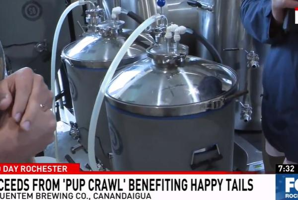 Picture for 'Pup Crawl' to benefit Ontario County Humane Society