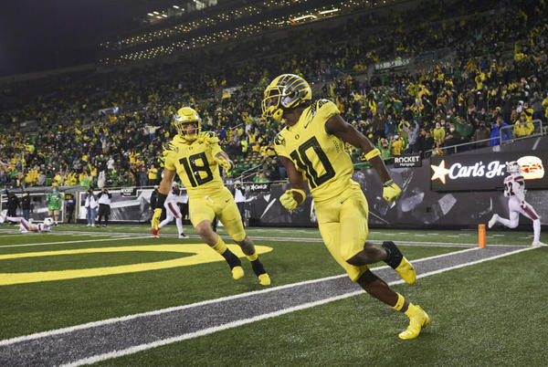 Picture for Oregon Game Saturday: Oregon vs Arizona odds and prediction for Week 4