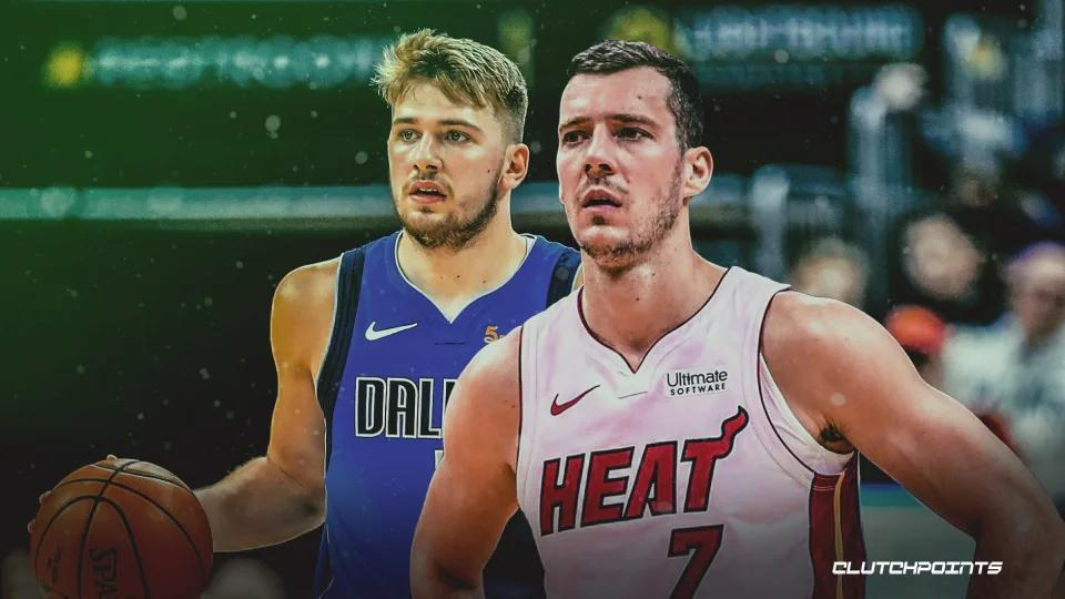 Picture for What Goran Dragic 'Definitely Wants' Involves Mavs' Luka Doncic