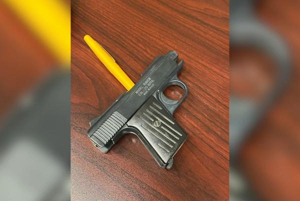 Picture for 12-year-old boy arrested after bringing gun to his Kingsburg elementary school, deputies say