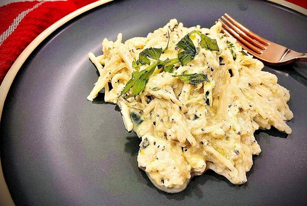 Picture for The healthiest, low carb pasta dish you'll ever make