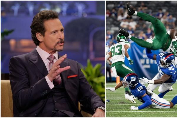Picture for Jim Rome Has to Eat His Words After Crushing the Jets and Giants Before Both Won on Sunday: 'I'm Going to Go Ahead and Pencil Them in for 0-10'