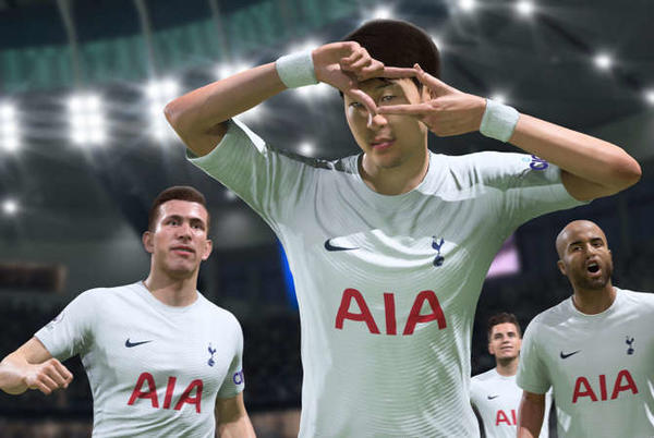 Picture for Best wingers in FIFA 22