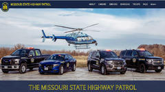 Cover for Missouri State Highway Patrol reports the arrest of two on Saturday evening