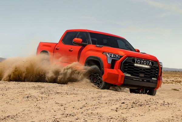 Picture for What Toyota Changed With the First Tundra Redesign in 15 Years