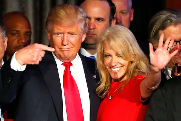 Picture for Kellyanne Conway told Trump that he didn't have 'swagger' in 2020 and said his campaign resembled Hillary Clinton's 2016 bid: book