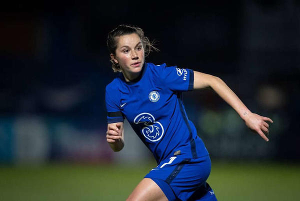 """Picture for Olympic star says Chelsea can """"100 percent"""" win Women's Super League for third season running"""