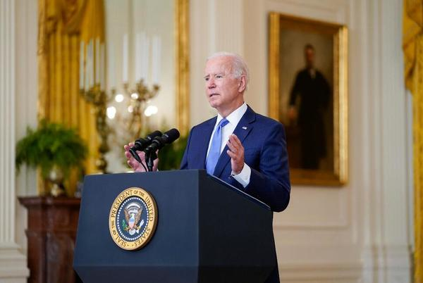 Picture for AP FACT CHECK: Biden's Shaky Claims on Jobs, Gasoline