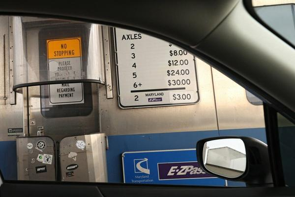 Picture for Maryland toll authority was unaware it was overcharging motorists, audit finds