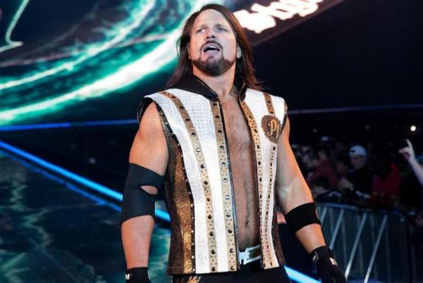Picture for Backstage news on AJ Styles' future