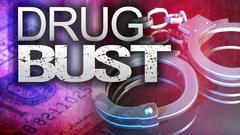 Cover for Record Drug Bust in McCurtain County