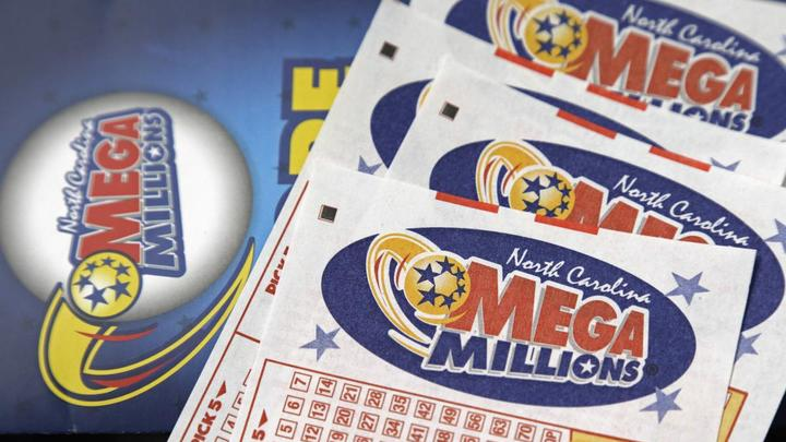 Cover for $1 million Mega Millions lottery ticket bought in New Jersey