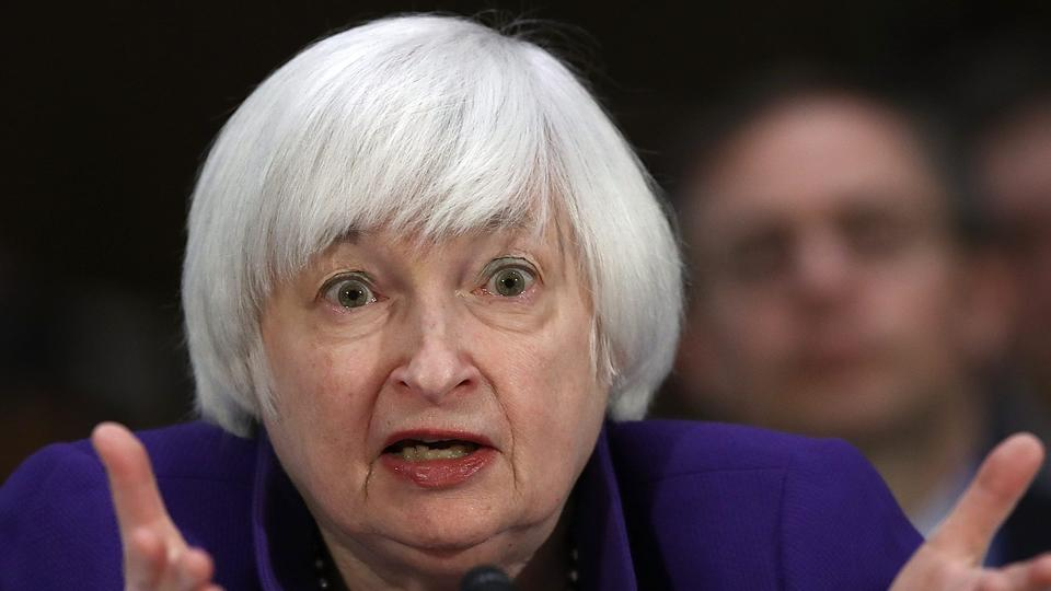 Picture for Treasury Secretary Janet Yellen warns of 'absolutely catastrophic' hit to economic recovery this summer if US can't pay its bills on time