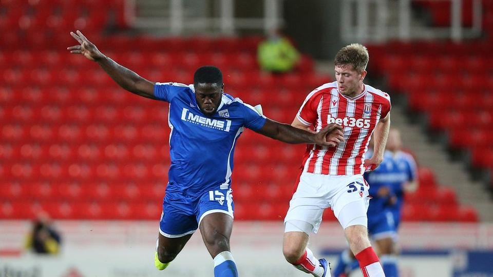 Picture for 'Unstoppable' John Akinde helps Gillingham beat Bristol Rovers