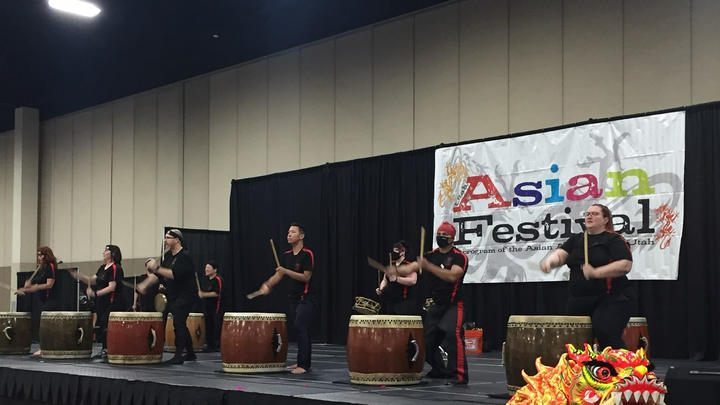 Cover for Utah Asian Festival Held in Sandy