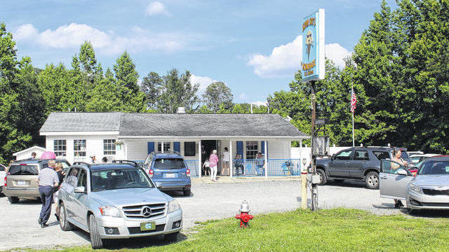 Picture for Summer Series: When traveling to or from the Triangle, this ice cream shop is a tasty stop along the way