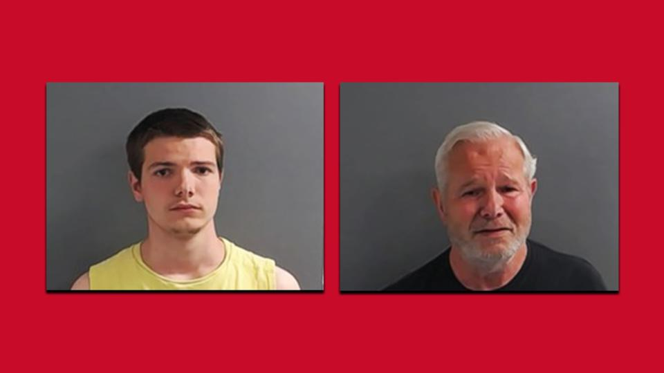 Father Son Arrested In Connection To Marion County