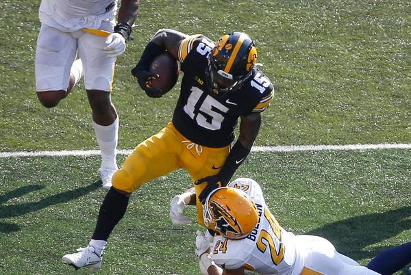 Picture for Colorado State at Iowa odds, picks and prediction