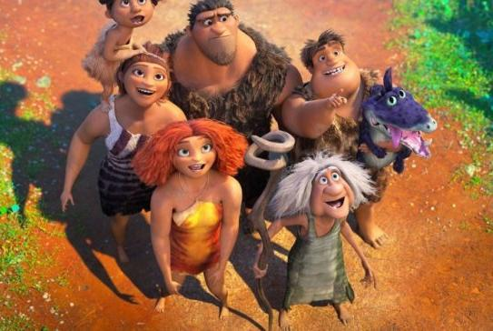 Picture for Where can you stream Croods 2?