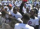 Picture for Gunfire Erupts At Funeral Of Slain Haitian President Jovenel Moïse, Report Says