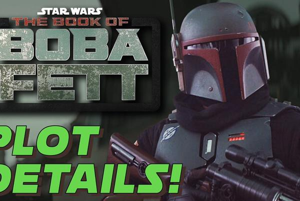 Picture for The Resistance Broadcast – Boba Fett Out for Revenge in 'The Book of Boba Fett'