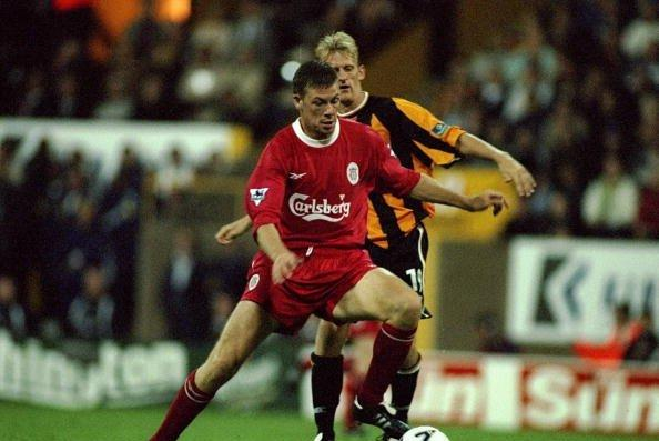 Picture for Three players you've probably forgot played for both Preston North End and Liverpool
