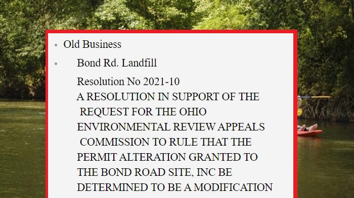 Picture for Whitewater Township officials vote to support appeal of Rumpke boundary change granted by Ohio EPA