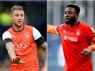 Picture for George Moncur and Kazenga LuaLua among group of players to leave Luton
