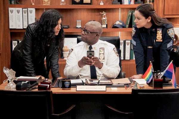 Picture for 'Brooklyn Nine-Nine' Series Finale: Cast To Say Goodbye On 'Late Night With Seth Meyers'
