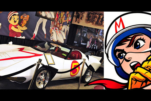 Picture for Speed Racer's Mach 5: He's A Demon On Wheels