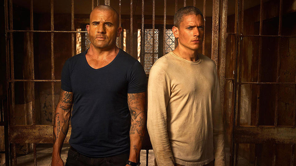 Picture for Why Prison Break is One of The Best Shows EverCreated