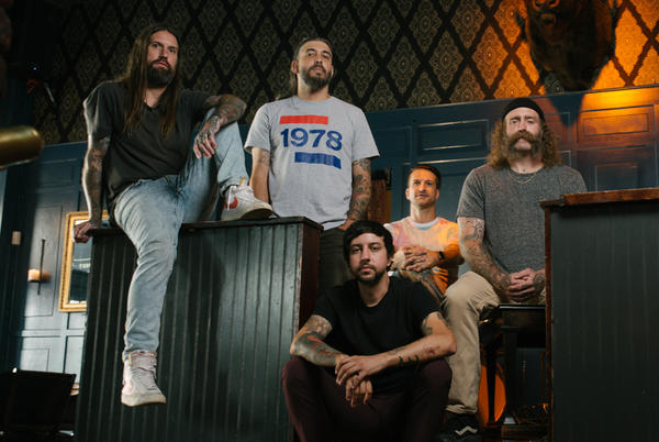 """Picture for Every Time I Die Post Video for """"Thing with Feathers,"""" New Album Radical Out Now!"""