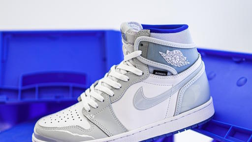 What Would You Rate The Air Jordan 1 High Zoom Racer Blue News