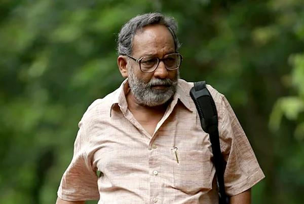"""Picture for Tribute: When Nedumudi Venu told Jyothi Venktatesh, """"If you opt to act only in art house films, you can never be able to sustain yourself as an actor and hence you must act in mainstream films too"""""""
