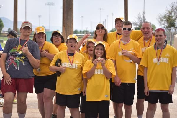 Picture for Take a Swing! Home Run Derby Will Benefit Special Olympics Nevada