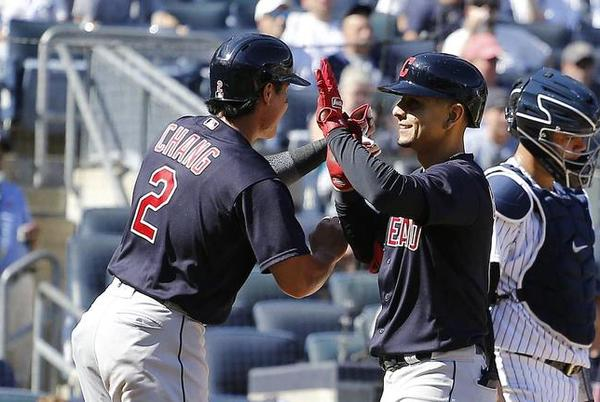Picture for WATCH: New York Yankees' struggles continue as Cleveland Indians win in a rout