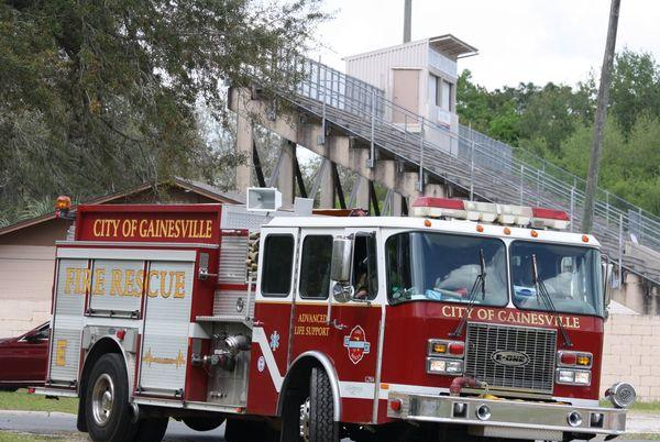 Picture for Fla. fire union votes 'no confidence' in mayor, asks for resignation
